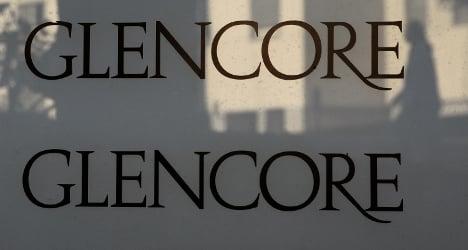 Swiss company Glencore in billon-dollar deal