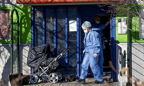 Abandoned baby found in Danish rubbish bin