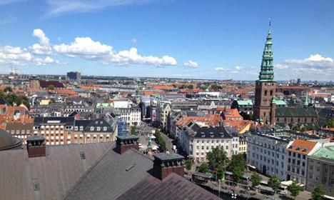 Copenhagen boom to add to housing woes