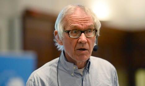 Swedish artist 'deserved to die' says suspect