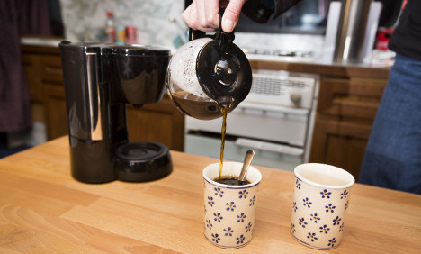 Missing Swede caught train to Brussels 'to drink coffee'