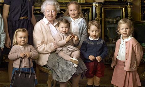 Spanish designers chosen to dress youngest British royals