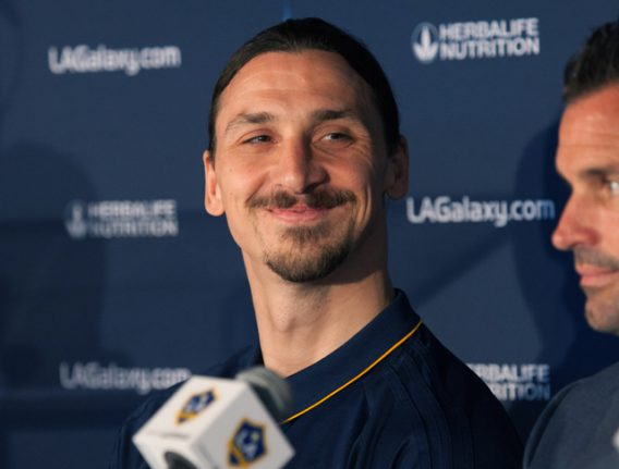 Ten ridiculous things Zlatan has compared himself to