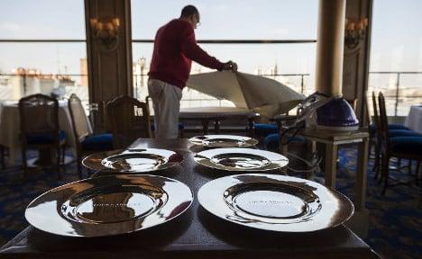 Legendary Paris restaurant sells duck press for €40,000