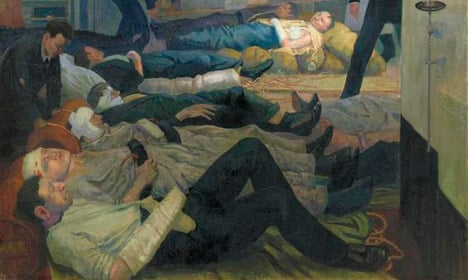 After 100 years, British WW1 sailor identified in Denmark