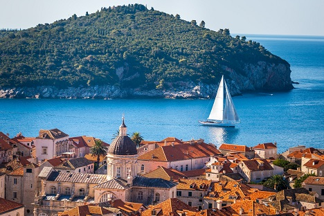 Food, fun, and reliable sun: Summer in Dubrovnik