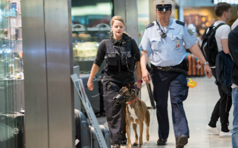 Confused Spaniard to blame for alarm at Cologne airport