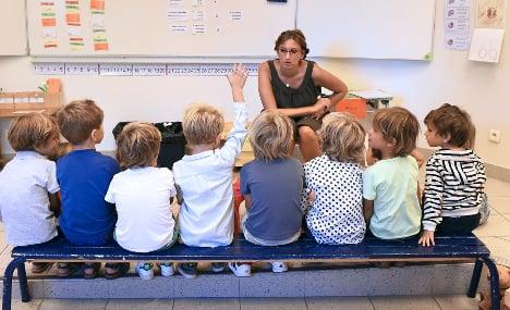 France to put €1 billion into improving teachers' pay