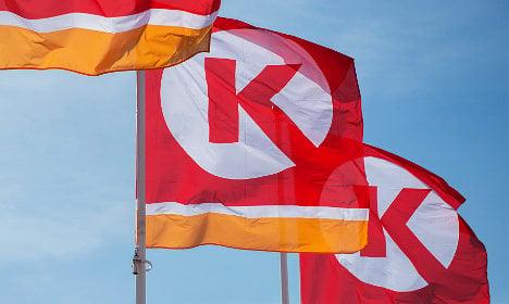 'KKK' flag mishap messes up Swedish pump makeover