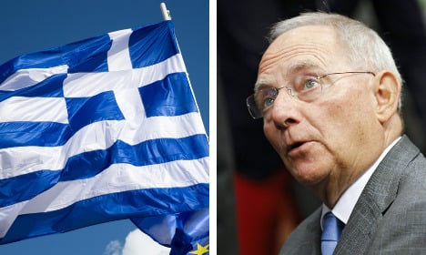 Germany gets its way over fresh aid for Greece