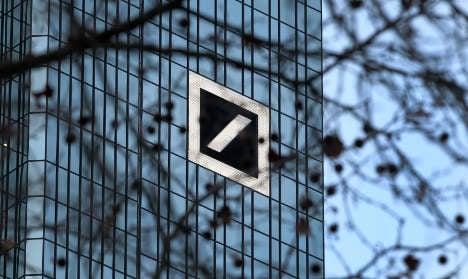 Deutsche Bank targeted in Italian bond sale probe