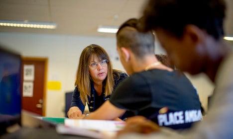 Report reveals gender gap in Swedish learning