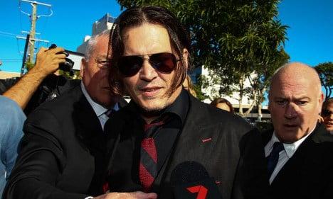 Johnny Depp among Eurostar passengers hit by delays