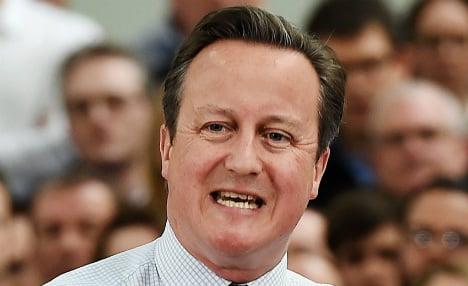 Berlin had Cameron over a barrel, claim Brexit camp
