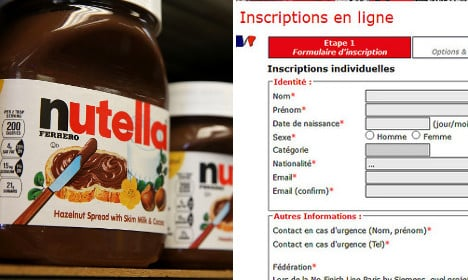 Why it may become easier in France to be called 'Nutella'