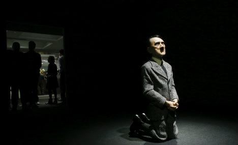 Italian artist sells contentious Adolf Hitler statue for €15m