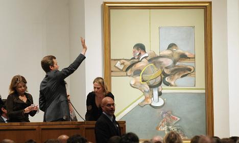 Spain arrests seven over stolen Bacon paintings