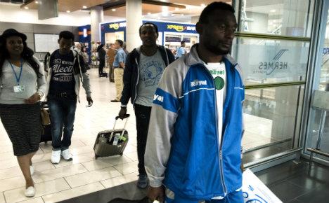 Italy sends asylum-seekers to Cyprus under EU scheme