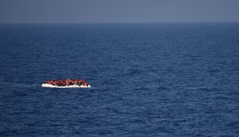 Italians plea to adopt baby orphaned in migrant tragedy
