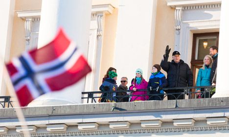 Norway newspaper calls for end of monarchy