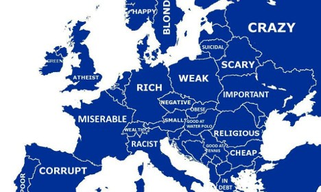 What Google says about the Danes (and other Europeans)