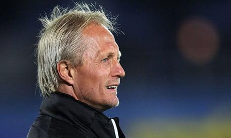 Norway's Andersen new North Korea national coach