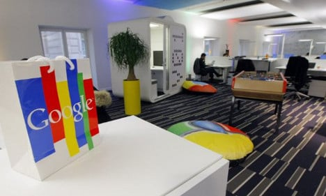 French police raid Google's Paris offices in tax probe