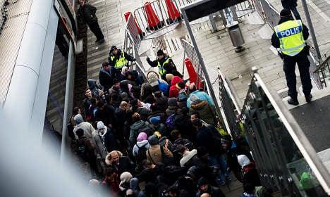 Weary asylum seekers choose to leave Sweden