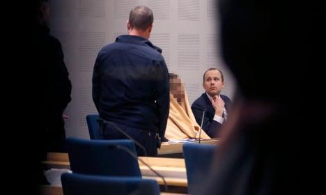 Man facing trial over refugee worker's 'murder'