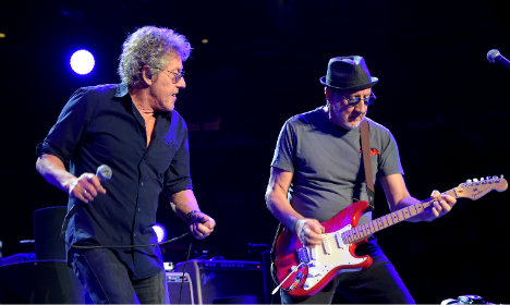 The Who name two Italian dates for 50th anniversary