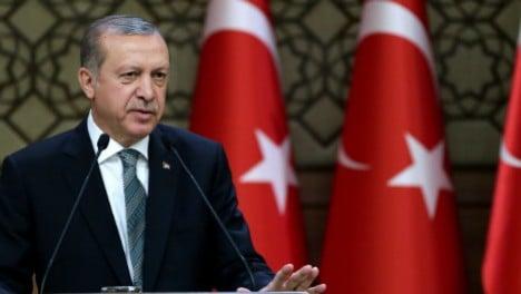 Erdogan to Berlin: be sensible on Armenia genocide bill