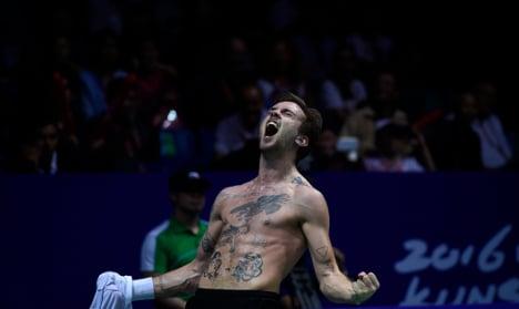 Denmark wins world badminton team title