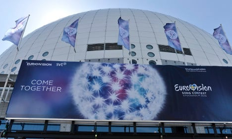 Dig out your glitter: Sweden counts down to Eurovision