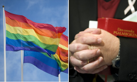 Swedish church boss: 'Homosexuality is a trend'