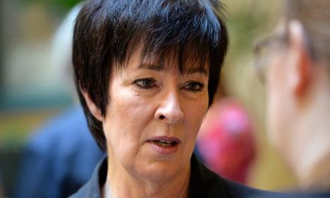 Mona Sahlin quits in bodyguard mortgage fiasco