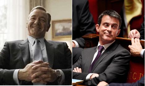 Frank Underwood trolls 'undemocratic' French PM