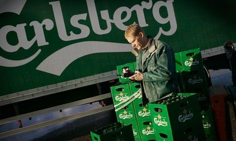 Thirsty Russians lift Carlsberg sales