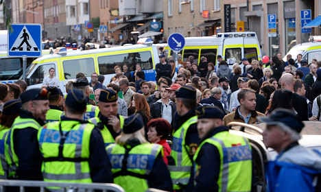 Blue flight: Swedish cops are quitting in droves