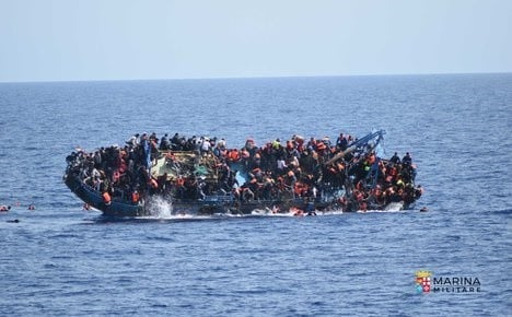 At least 1,000 feared dead in nine migrant boat wrecks