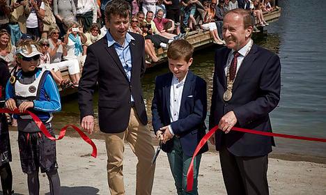 Danish royals: Only Prince Christian should get money