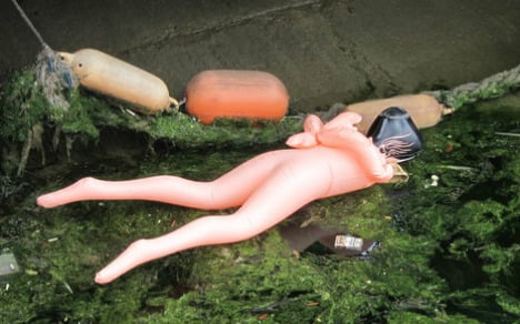 Headless Lübeck corpse turns out to be discarded sex doll