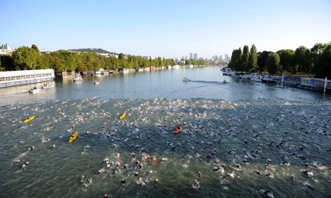Paris mayor wants Seine to be 'swimmable' before Olympics