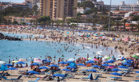 British holidaymakers flock to Spain to avoid terror threat