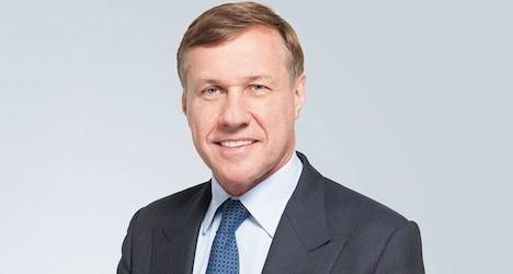 Former head of Zurich Insurance dies aged 59