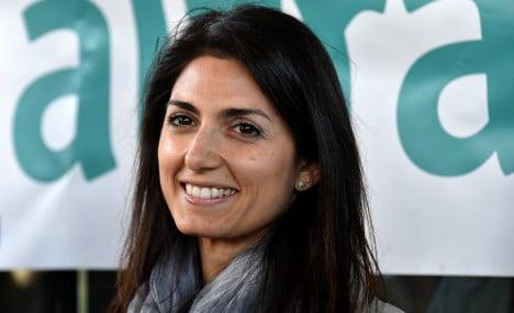 Glamorous M5S candidate tops Rome mayor race