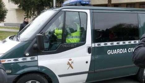 Brit escapes hitmen after gun jams in Costa del Sol attack