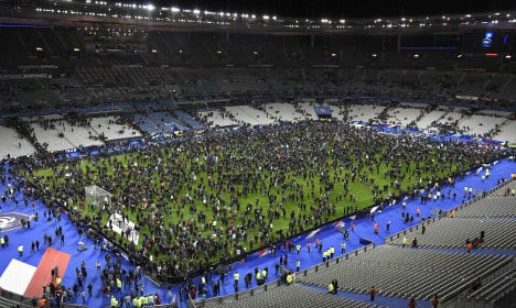 France a 'clear target' for Isis bombing