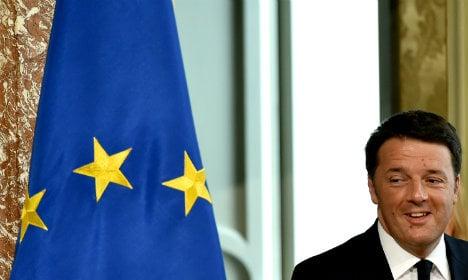 Italy granted 'unprecedented' slack on EU budget rules