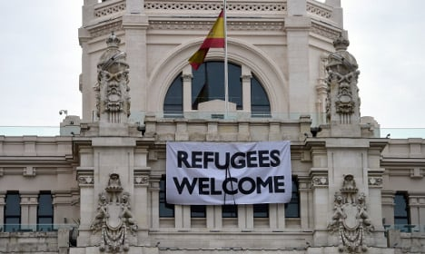 Spaniards most accepting of refugees worldwide