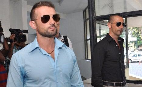 Hearing on Italian marine's return home set for May 26th